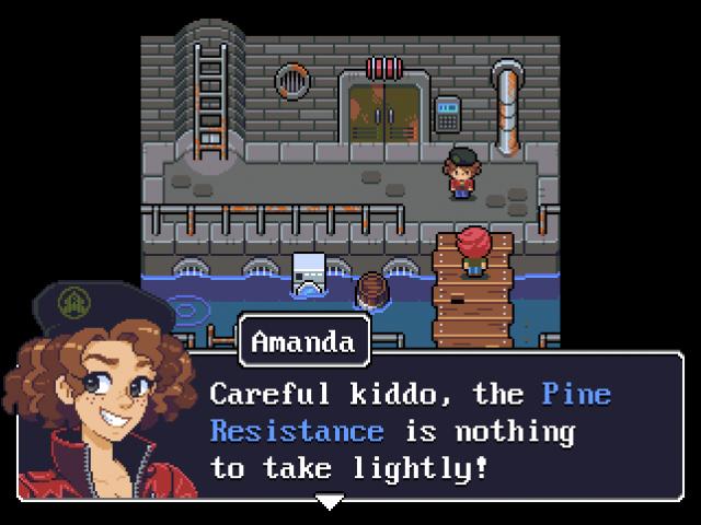 SANTRIA! Amanda