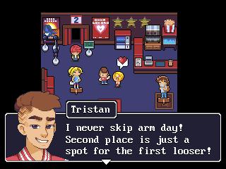 SANTRIA! Tristan