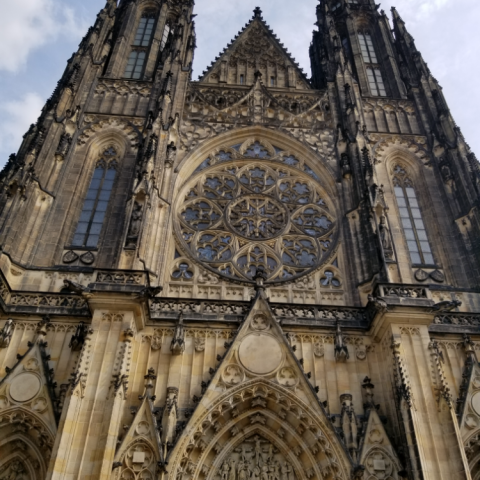 St. Vitus, Prague