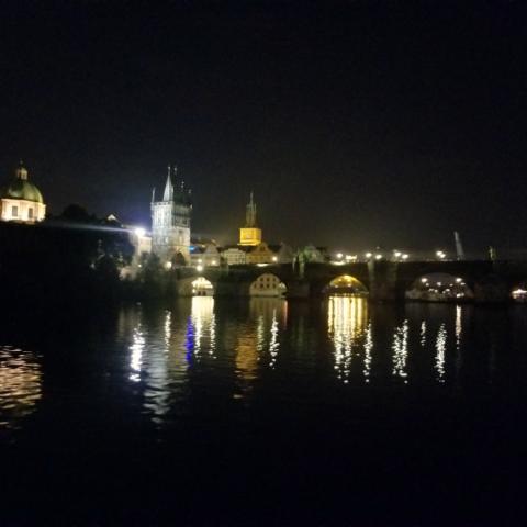 Prague boat tour