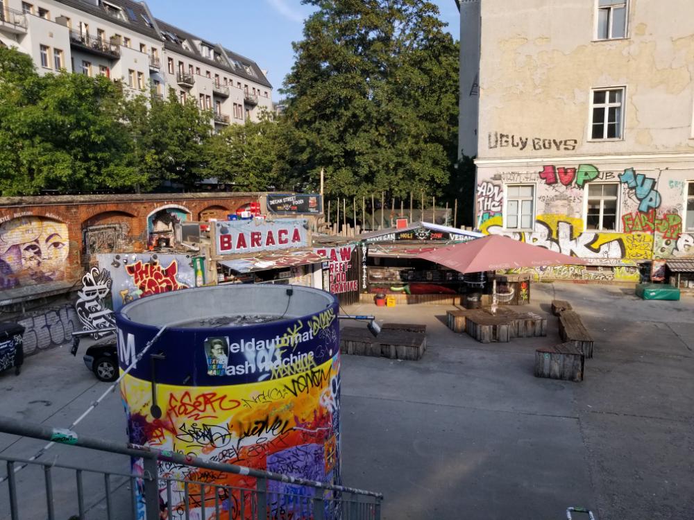Kreuzberg-Friedrichshain, Berlin