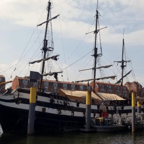 Pannekoekschip Admiral Nelson