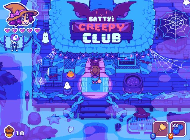 Batty's Creepy Club