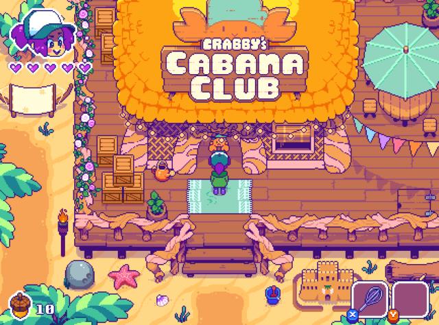 Crabby's Cabana Club