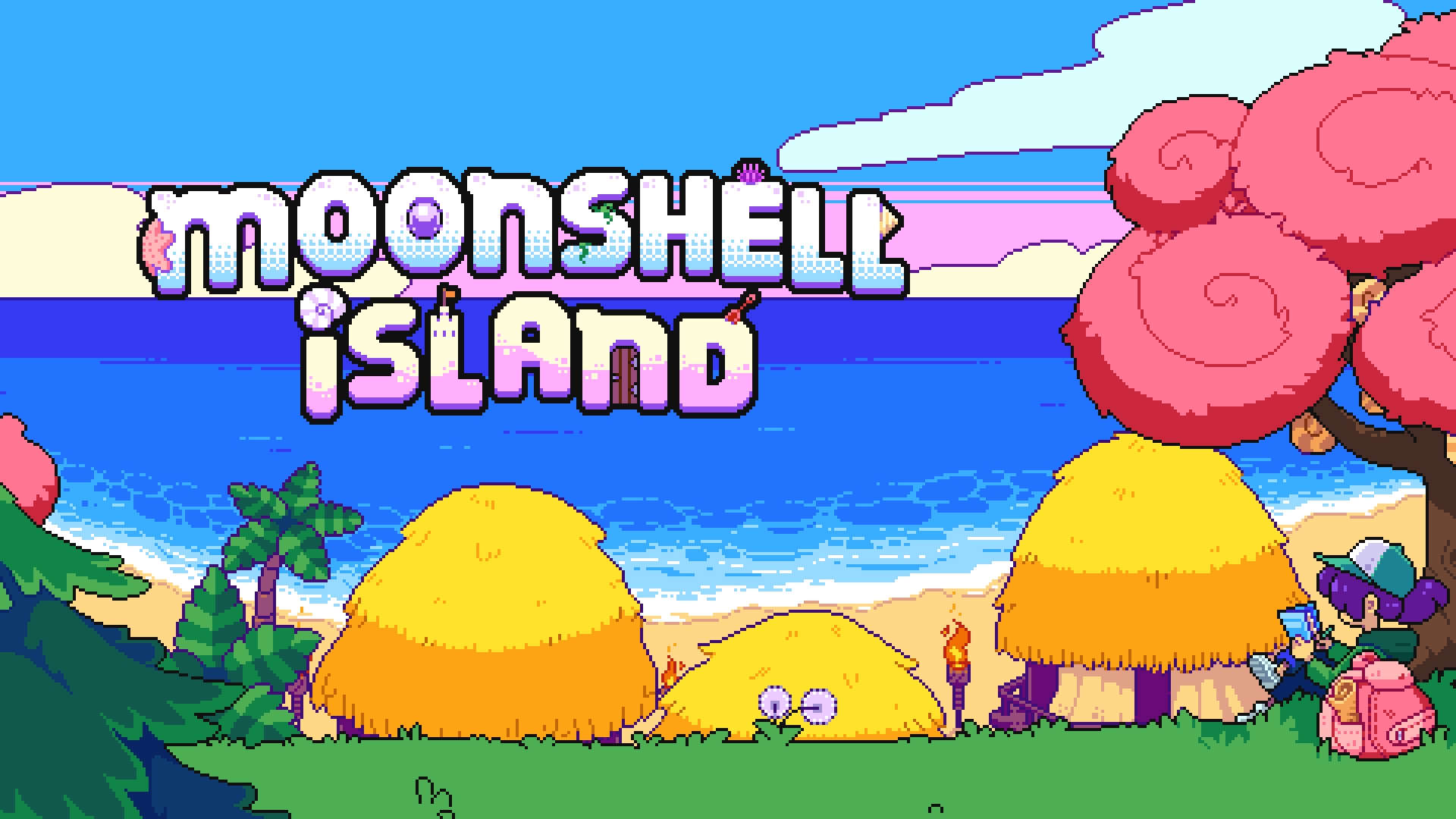 Moonshell Island Devlog