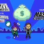 Moonshell Island Receives Massive Sacks of Cash grant from Massive Corporation Game Studios!